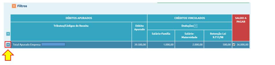 Como excluir <a class='classtermo' href='https://www.contabeis.com.br/tributario/darf/'>Darf</a> das contribuições previdenciárias