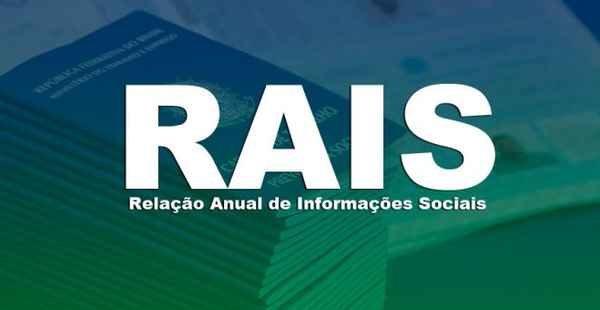 Aberto o prazo para envio das declarações da Relação Anual de Informações Sociais (Rais)