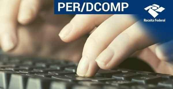 Receita Federal disponibiliza nova versão do PER/DCOMP Web