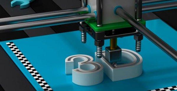 Atividade de impressão 3d e suas características