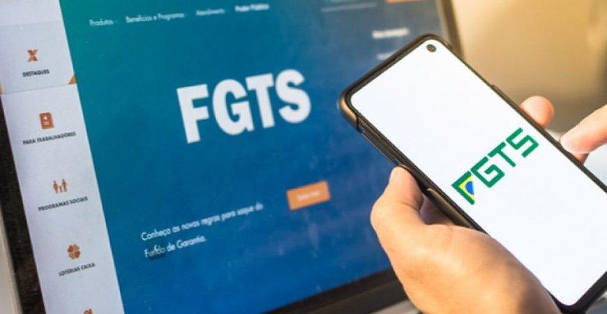 FGTS:  Saque Emergencial