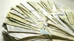 Tribunais mantêm justa causa por fraude em nota fiscal