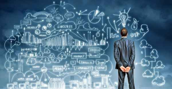 Redesenhe o futuro do seu negócio