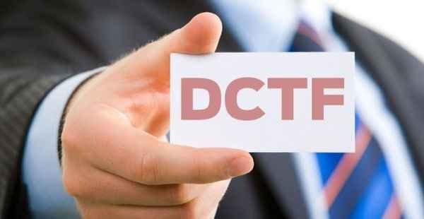 DCTF Inativa 2019 deve ser apresentada até dia 25 de março