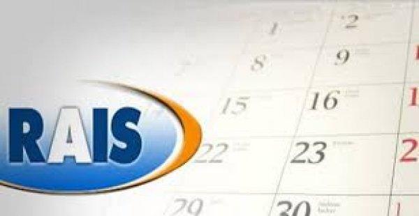 Prazo para entrega da Rais 2018 termina na próxima sexta-feira