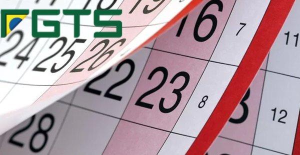 Caixa divulga calendário para saque do FGTS