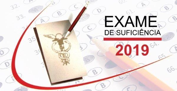 Inscrições para o 2º Exame de Suficiência terminam nesta sexta-feira