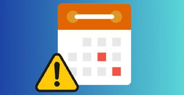 Alteração no cronograma: eventos obrigatórios a partir de janeiro/2020 serão prorrogados