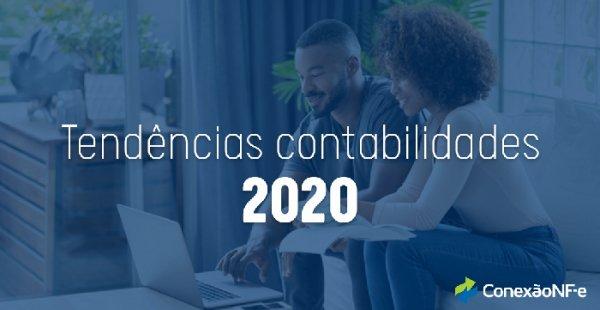 Tendências para a cadeia contábil em 2020