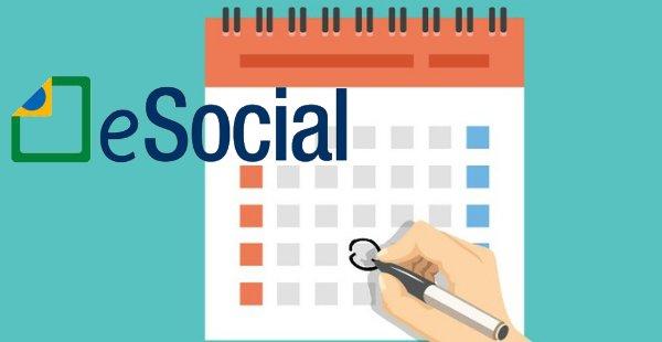Cronograma do eSocial tem novas datas para 2020 e 2021