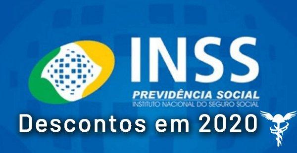 INSS: Veja quanto será descontado do seu salário em 2020