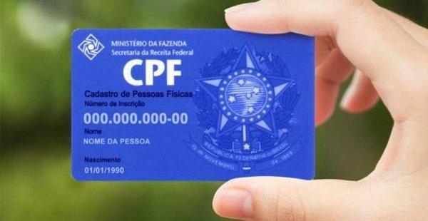 Dependente no Imposto de Renda 2020 precisa de CPF; Veja como fazer
