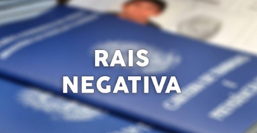 O que é Rais Negativa? Empresas Obrigadas a Declarar!