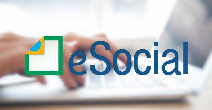 eSocial terá parada programada para manutenção