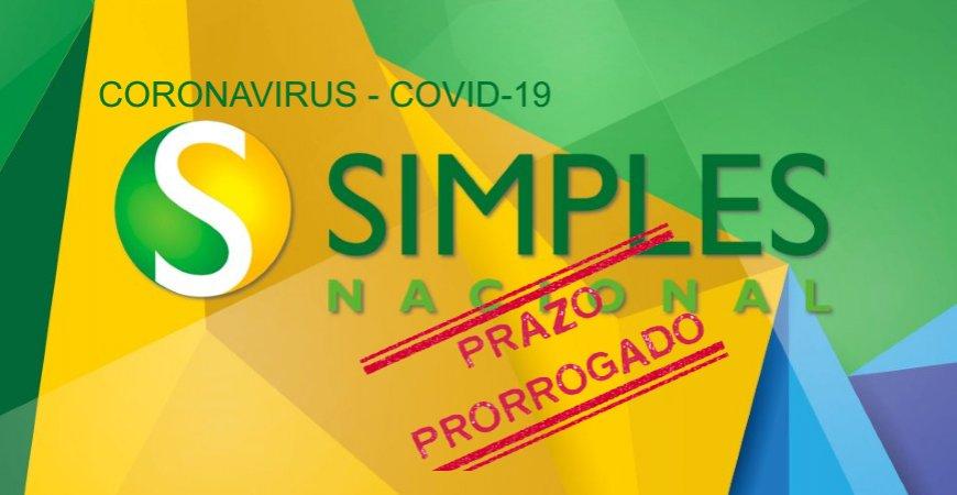 Coronavírus: Publicada prorrogação do pagamento do Simples Nacional no CGSN