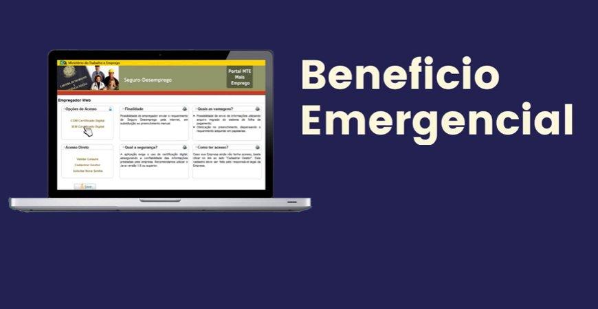 Benefício Emergencial: Empregadores já podem comunicar redução e suspensão salarial
