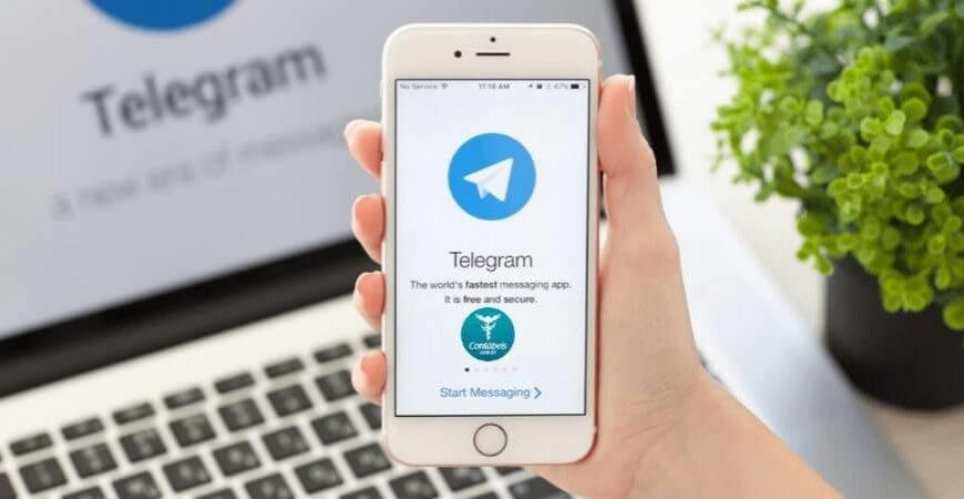 Continue atualizado no mundo Contábil pelo Telegram