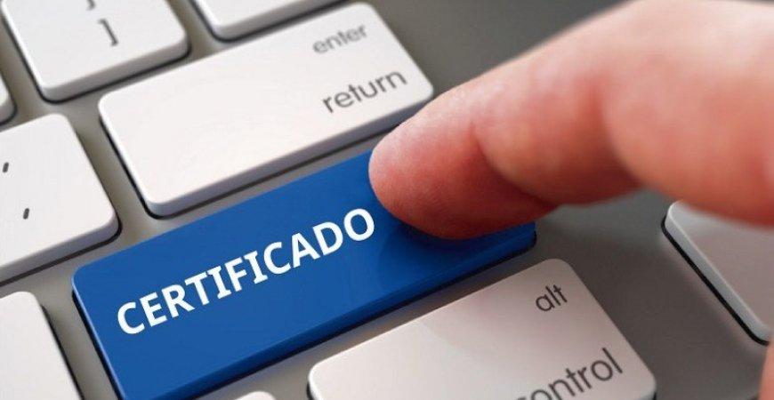 Certificado Digital não é mais obrigatório para protocolar Dossiê Digital