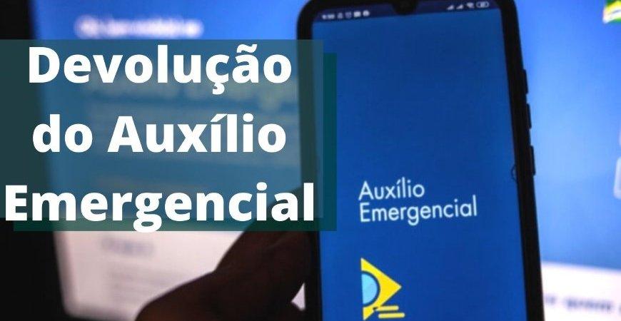 Auxílio emergencial: R$ 40 milhões de benefícios indevidos são devolvidos