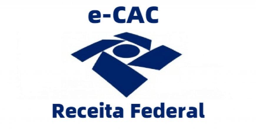 E-cac: Restituição, ressarcimento ou reembolso e Declaração de Compensação