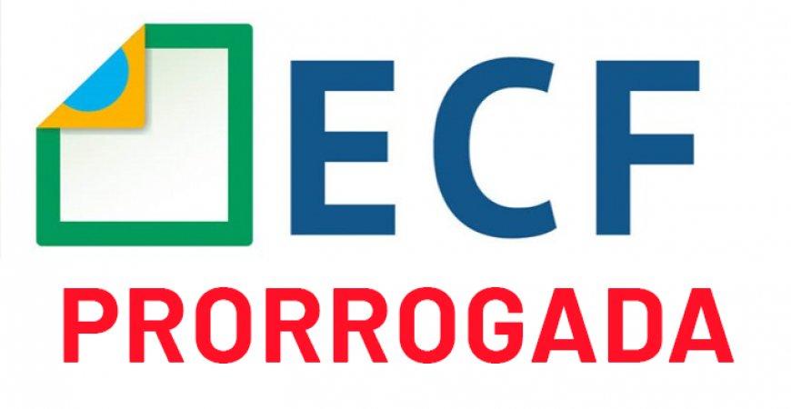 ECF: Escrituração Contábil Fiscal é prorrogada para setembro