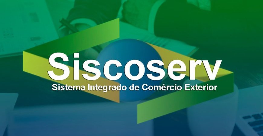 Governo suspende temporariamente registro no Siscoserv