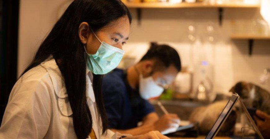 Covid- 19: No trabalho presencial, empresas são obrigadas a fornecer máscara aos funcionários