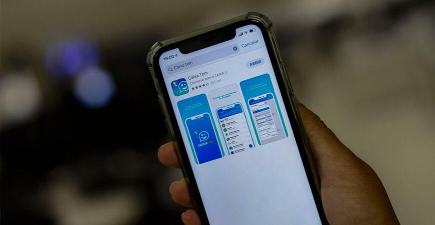Caixa Tem: campanha para estimular transações de benefícios pelo celular vai sortear R$ 250 mil